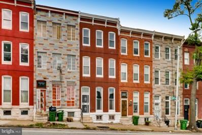 1626 E Biddle Street, Baltimore, MD 21213 - #: MDBA508174