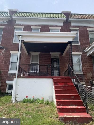 520 N Edgewood Street, Baltimore, MD 21229 - #: MDBA508274