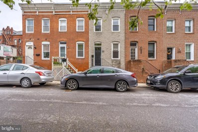 1224 Marshall Street, Baltimore, MD 21230 - #: MDBA508388