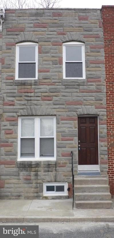 1155 Ward Street, Baltimore, MD 21230 - #: MDBA508392