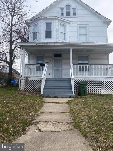 5001 Ivanhoe Avenue, Baltimore, MD 21212 - #: MDBA508400