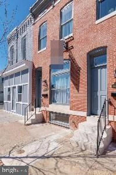 132 S Eaton Street, Baltimore, MD 21224 - #: MDBA508422