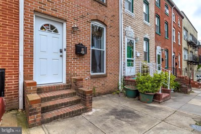 1813 E Lombard Street, Baltimore, MD 21231 - #: MDBA508458