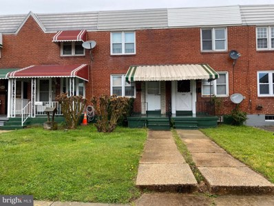 2049 Grinnalds Avenue, Baltimore, MD 21230 - #: MDBA508484