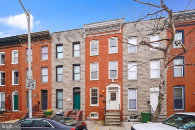 1619 S Hanover Street, Baltimore, MD 21230 - #: MDBA508522