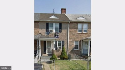 6528 Saint Helena Avenue, Baltimore, MD 21222 - #: MDBA508536