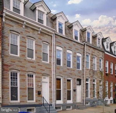 1810 N Caroline Street, Baltimore, MD 21213 - #: MDBA508564
