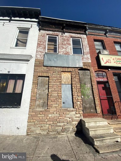 1821 Pennsylvania Avenue, Baltimore, MD 21217 - #: MDBA508578