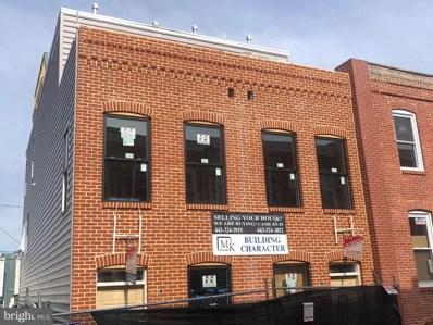 25 N Port Street, Baltimore, MD 21224 - MLS#: MDBA508610