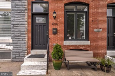 406 S Clinton Street, Baltimore, MD 21224 - MLS#: MDBA508644