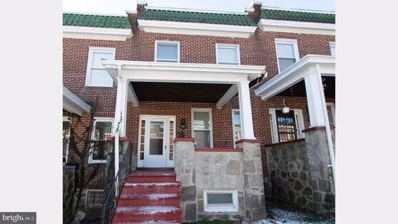 541 Chateau Avenue, Baltimore, MD 21212 - #: MDBA508666