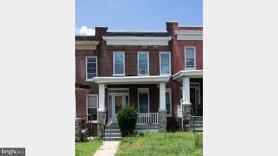 1006 N Rosedale Street, Baltimore, MD 21216 - #: MDBA508668