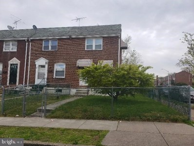 3835 Saint Victor Street, Baltimore, MD 21225 - #: MDBA508706