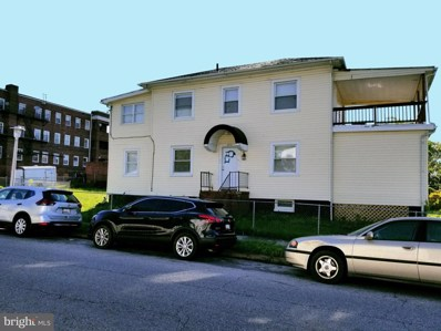 3316 W Forest Park Avenue, Baltimore, MD 21216 - #: MDBA508718