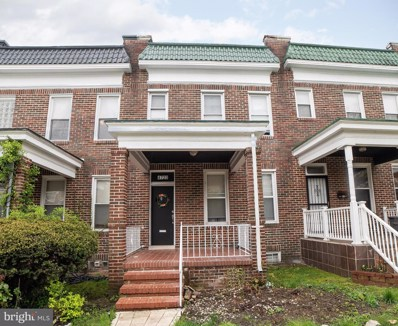 4723 Amberley Avenue, Baltimore, MD 21229 - #: MDBA508732