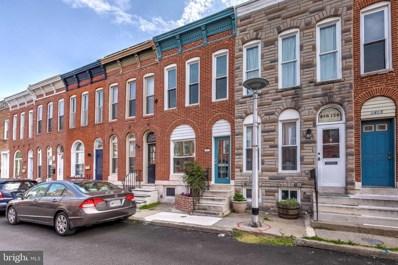 1411 Clarkson Street, Baltimore, MD 21230 - MLS#: MDBA508750
