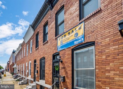 506 S Robinson Street, Baltimore, MD 21224 - MLS#: MDBA508806