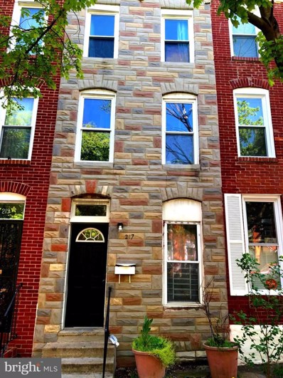 217 N Montford Avenue, Baltimore, MD 21224 - #: MDBA508954