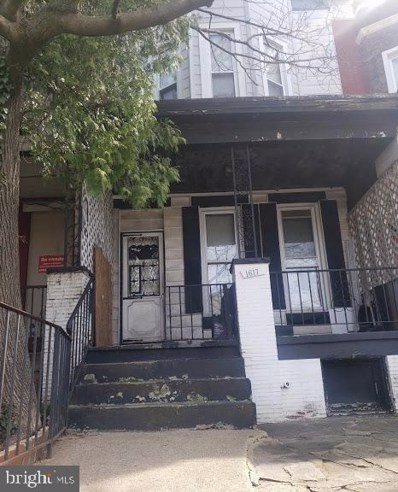 1617 N Rosedale Street, Baltimore, MD 21216 - MLS#: MDBA508988