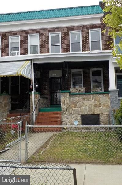 1616 Homestead Street, Baltimore, MD 21218 - #: MDBA509092