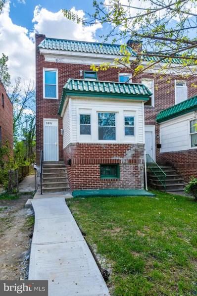 3001 Oakley Avenue, Baltimore, MD 21215 - #: MDBA509104
