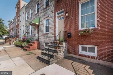 1528 E Clement Street, Baltimore, MD 21230 - #: MDBA509180