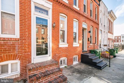 9 E Heath Street, Baltimore, MD 21230 - #: MDBA509184