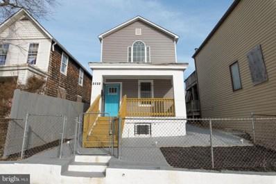 3732 Old Frederick Road, Baltimore, MD 21229 - #: MDBA509232