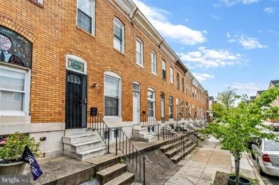 631 S Macon Street, Baltimore, MD 21224 - #: MDBA509338