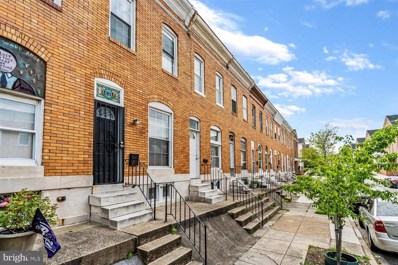 631 S Macon Street, Baltimore, MD 21224 - #: MDBA509338