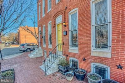 305 S Fremont Avenue, Baltimore, MD 21230 - #: MDBA509340
