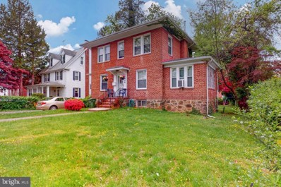 3904 W Strathmore Avenue, Baltimore, MD 21215 - #: MDBA509342
