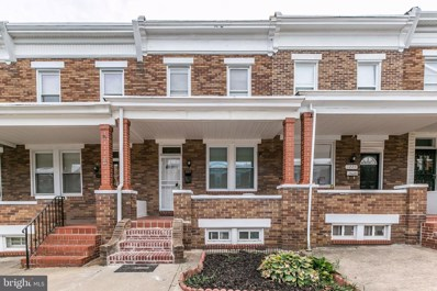 3227 Kenyon Avenue, Baltimore, MD 21213 - #: MDBA509414