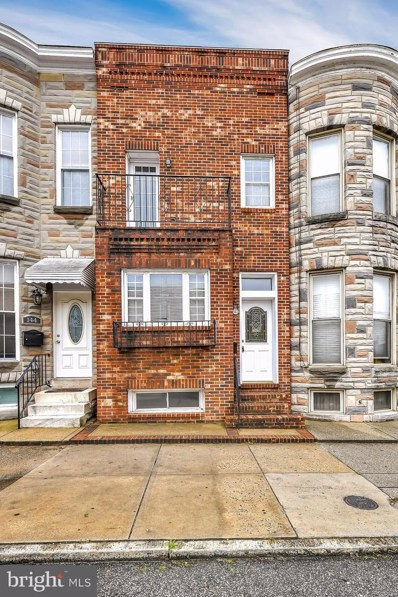 142 S Highland Avenue, Baltimore, MD 21224 - #: MDBA509564