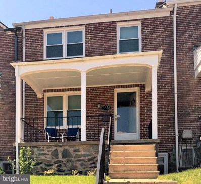 3828 Monterey Road, Baltimore, MD 21218 - #: MDBA509598