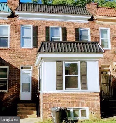 3534 Overview Road, Baltimore, MD 21215 - MLS#: MDBA509690