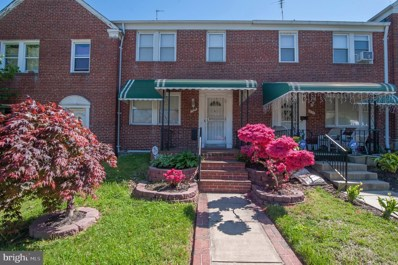 1655 Ralworth Road, Baltimore, MD 21218 - #: MDBA509698