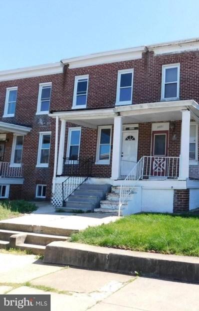 3323 Elmora Avenue, Baltimore, MD 21213 - MLS#: MDBA509710
