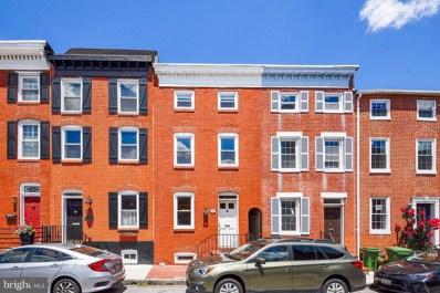 42 SE Poultney Street, Baltimore, MD 21230 - #: MDBA509730