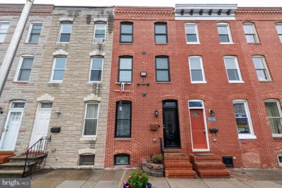 2038 Gough Street, Baltimore, MD 21231 - MLS#: MDBA509818
