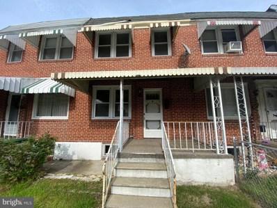 4417 Newport Avenue, Baltimore, MD 21211 - #: MDBA509868