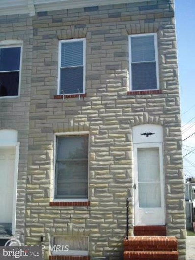 425 S Vincent Street, Baltimore, MD 21223 - #: MDBA509894