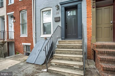 26 S Washington Street, Baltimore, MD 21231 - MLS#: MDBA509924