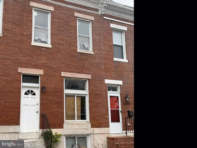 2202 Westwood Avenue, Baltimore, MD 21216 - #: MDBA510024