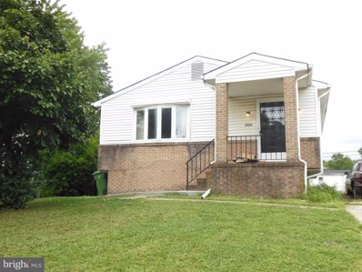 6602 Fairdel Avenue, Baltimore, MD 21206 - #: MDBA510032