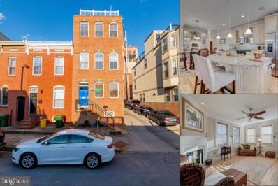 1009 Baylis Street, Baltimore, MD 21224 - #: MDBA510078