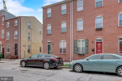 129 W Hamburg Street, Baltimore, MD 21230 - #: MDBA510098