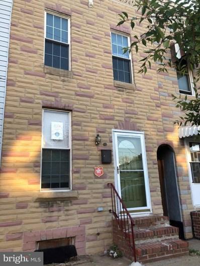 3602 5TH Street, Baltimore, MD 21225 - #: MDBA510104