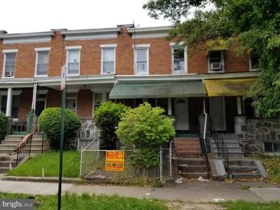 2623 Aisquith Street, Baltimore, MD 21218 - #: MDBA510108
