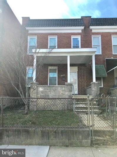 4528 Pimlico Road, Baltimore, MD 21215 - #: MDBA510126